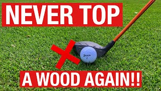 NEVER Top A wood Again!!