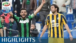 Video Gol Pertandingan Sassuolo vs Hellas Verona
