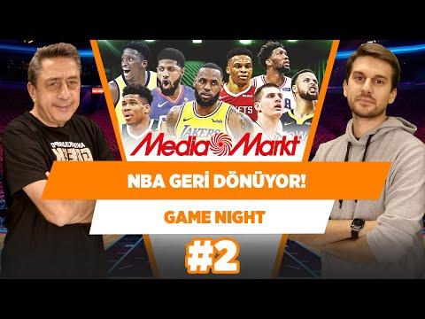 NBA dönüyor! Murat Murathanoğlu 22 takımlı formatın detaylarını anlatıyor! | Gam