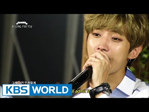Global Request Show : A Song For You 3 - 내가 뭐가 돼 | You Make Me A Fool by B1A4