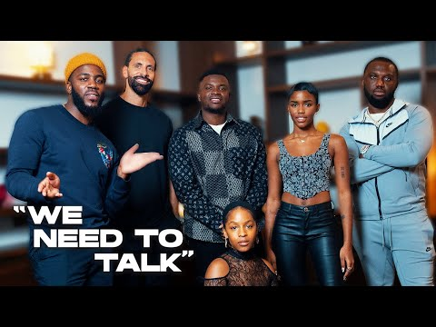 We Need To Talk - Headie One, Rio Ferdinand, Mo Gilligan, Eva Apio, Julie Adenuga - S1 EP1