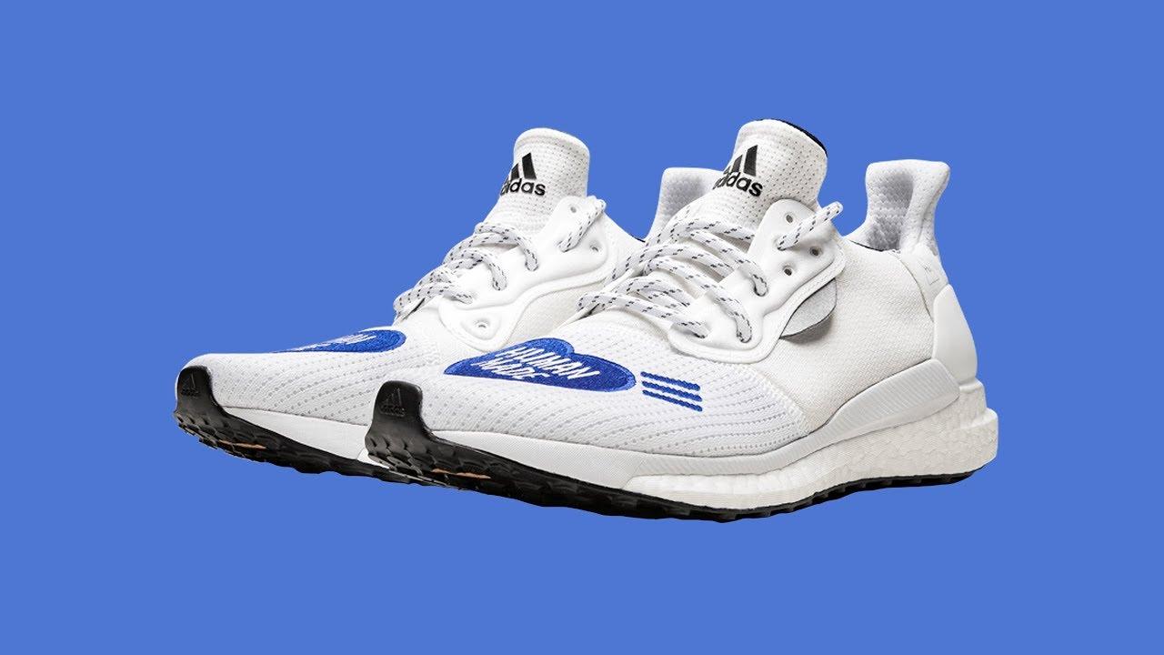 ADIDAS SOLAR BOOST: Fire Running Shoe (Literally)!