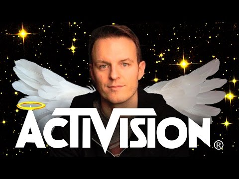 ACTIVISION IS FINALLY STARTING TO GET IT!