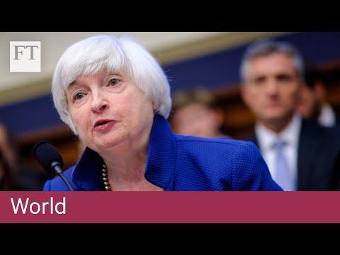 Yellen on state of US economy