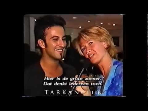 TARKAN: World Music Awards + interview Belgian TV Channel VT