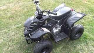 Boulder 400X 110cc Youth ATV Review
