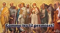 ALLEZ MISSIONNAIRES, COMME LES 12 , QUE VOTRE OUI SOIT OUI !