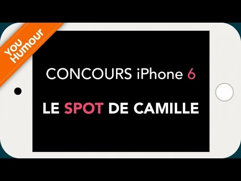 CAMILLE - Concours Spot You Humour