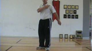 Fencing Instruction Part 1: Preparatory Movements (improved Video Quality)