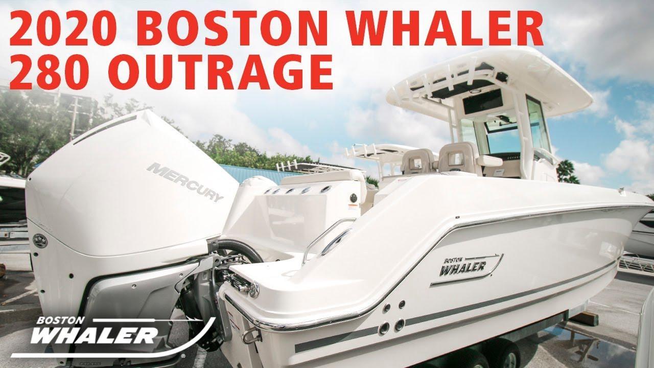 2020 Boston Whaler 280 Outrage At Marinemax St Petersburg Florida