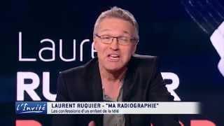 """Laurent Ruquier : """"J'ai fini par traiter de con Laurent Gerra"""""""