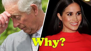The Real Reason Why Prince Charles Is Apparently U.pset With Meghan Markle