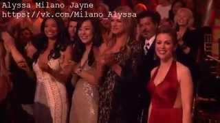 Каст сериала 'Mistresses' на шоу 'Dancing with The Stars