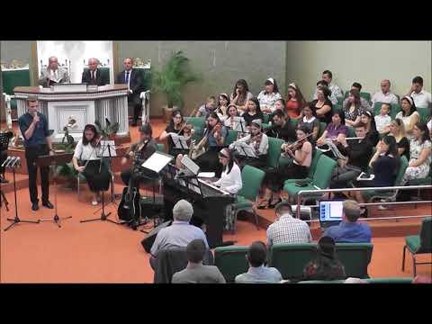Orchestra & Andrei Ursu - Iubirea Lui e mult prea mare