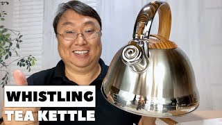 Best Cheap Whistling Tea Kettle Review