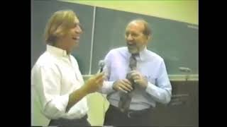 Andrew Urich Interviews Manzer in 1990 Fashion Show
