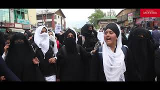 Student protests continue in Kashmir against Bandipora rape