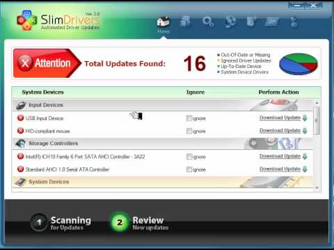 SlimDrivers 2.21.0 full