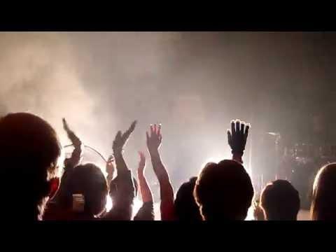 Fahrenheit - Joe McElderry - Britannia Theatre, Evolution Tour