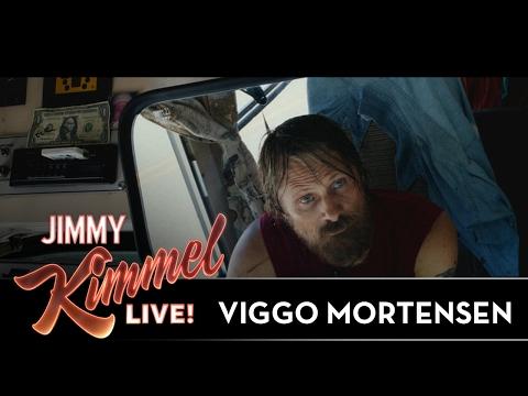 Viggo Mortensen on Working with Kids in Captain Fantastic