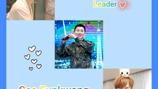 Welcome back Leader BTOB Seo Eunkwang