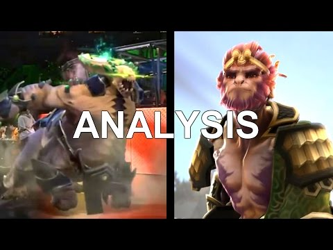 MONKEY KING & UNDERLORD ANALYSIS!! Information and Speculation about the New Heroes
