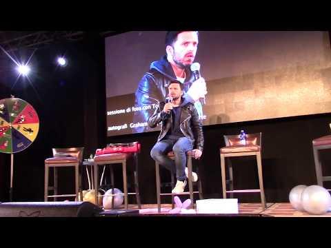 2019 JIBLand4 Sebastian Stan Wednesday panel