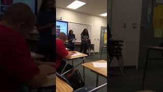 Montgomery high school, teen leadership