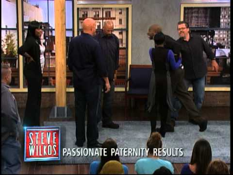 Passionate Paternity Results (The Steve Wilkos Show)