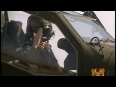 AC/DC -- Thunderstruck and helicopters