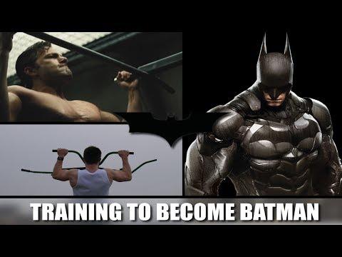 How to Become Batman: Real Life Batman Training
