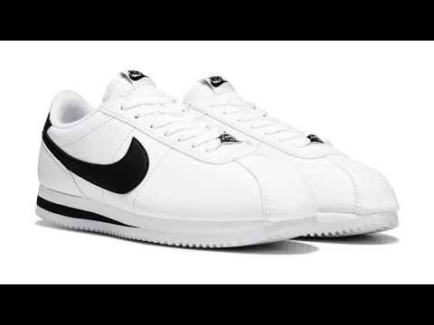 How To Clean Nike Cortez Shoes