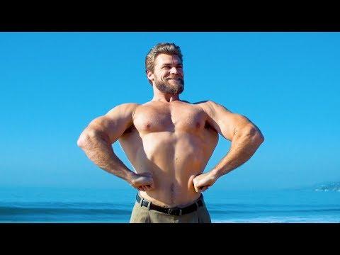 Steve Reeve's Old School Bodybuilding Workout