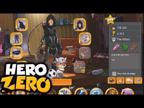 AVALIANDO INSCRITOS - EP 3 - EXU CAVEIRINHA NO HERO ZERO