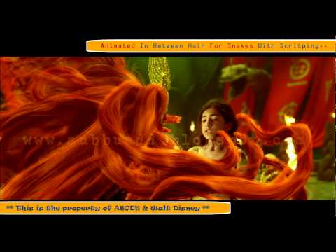 Rigging & Scripting Show Reel -2011 (Anaganaga Oka Dheerudu)