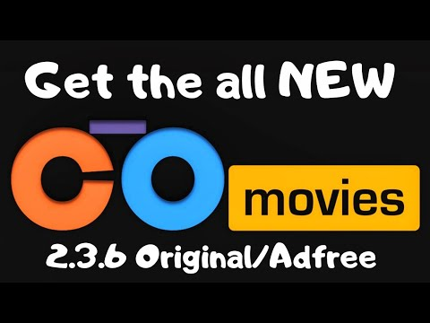 How To Get And Use The New Coto Movies 2.3.6(Original And Adfree)2019