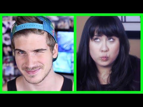 Joey Graceffa Trolling Stacy Amp Friends On Minecraft F