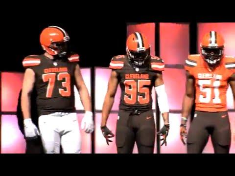Cleveland Browns Brown Uniform - Sports Logos - Chris Creamer s ... 5e57578a4