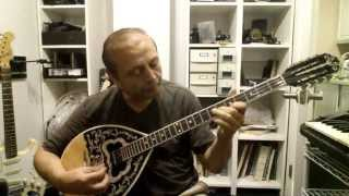 Joe Levio On Bouzouki - Cigarretes