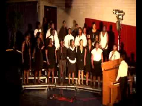 Tougaloo College Anointed Voices of Grace