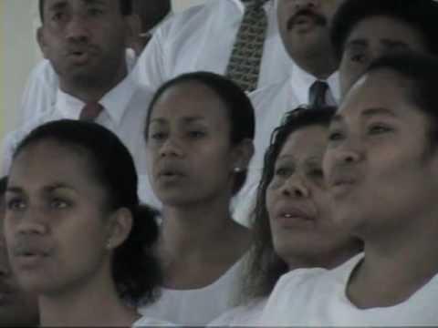 Waisake Vueti Combine Choir - Suva Fiji.