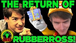 Mario Maker: Rubberross RAGE!