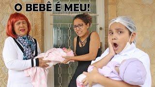 MATERNIDADE REBORN - TROCA DE BEBÊS part.2  - JULIANA BALTAR