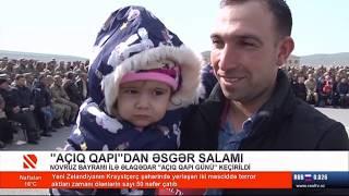 """""""Açıq Qapı""""dan əsgər Salamı"""