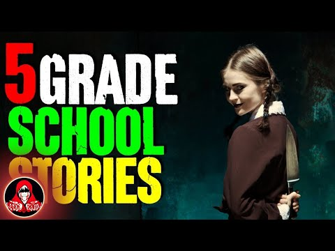 5 CREEPY Real Elementary School Encounters
