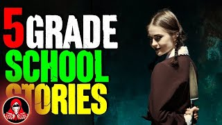 5 CREEPY Real Elementary School Encounters - Darkness Prevails