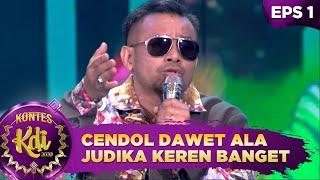 Download Lagu CENDOL DAWET ALA Judika Keren Banget [Pamer Bojo] - Kontes KDI 2020 (3/8) mp3