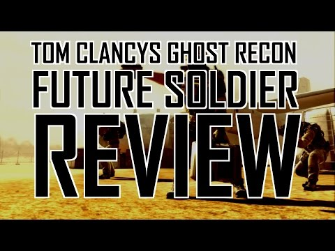 Tom Clancys Ghost Recon Future Soldier review