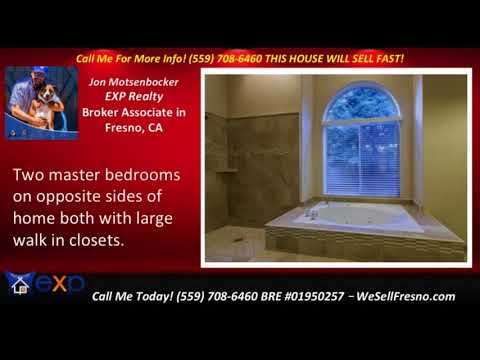 4 bedroom 3.5 bath homes for sale Fresno CA move in ready