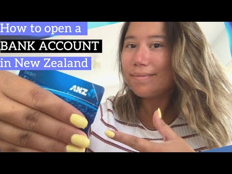 How To Open A Bank Account In New Zealand On A Working Holiday (new Process With ANZ)